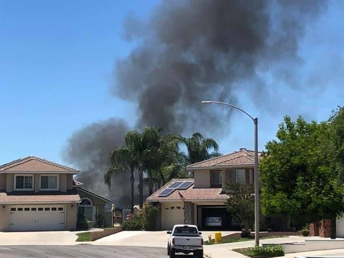 Large Explosion Rocks Murrieta Neighborhood, Evacs Ordered