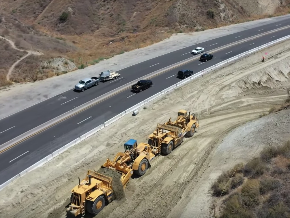 Video Shows Latest Work On Badlands Truck Lanes Project