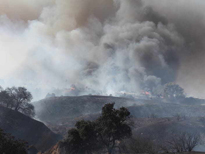Firefighters Near Full Containment In Deadly Sandalwood Fire