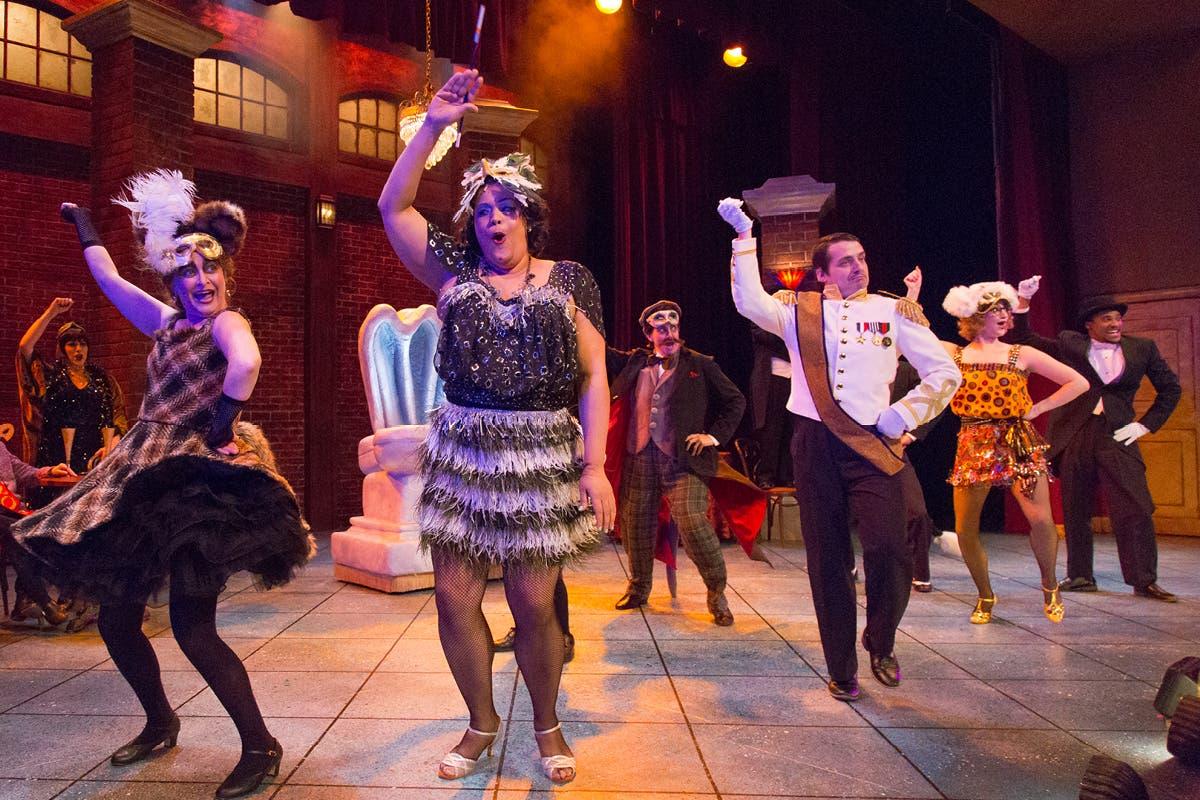 Cinderella: the 15th Anniversary Panto at People's Light | Malvern