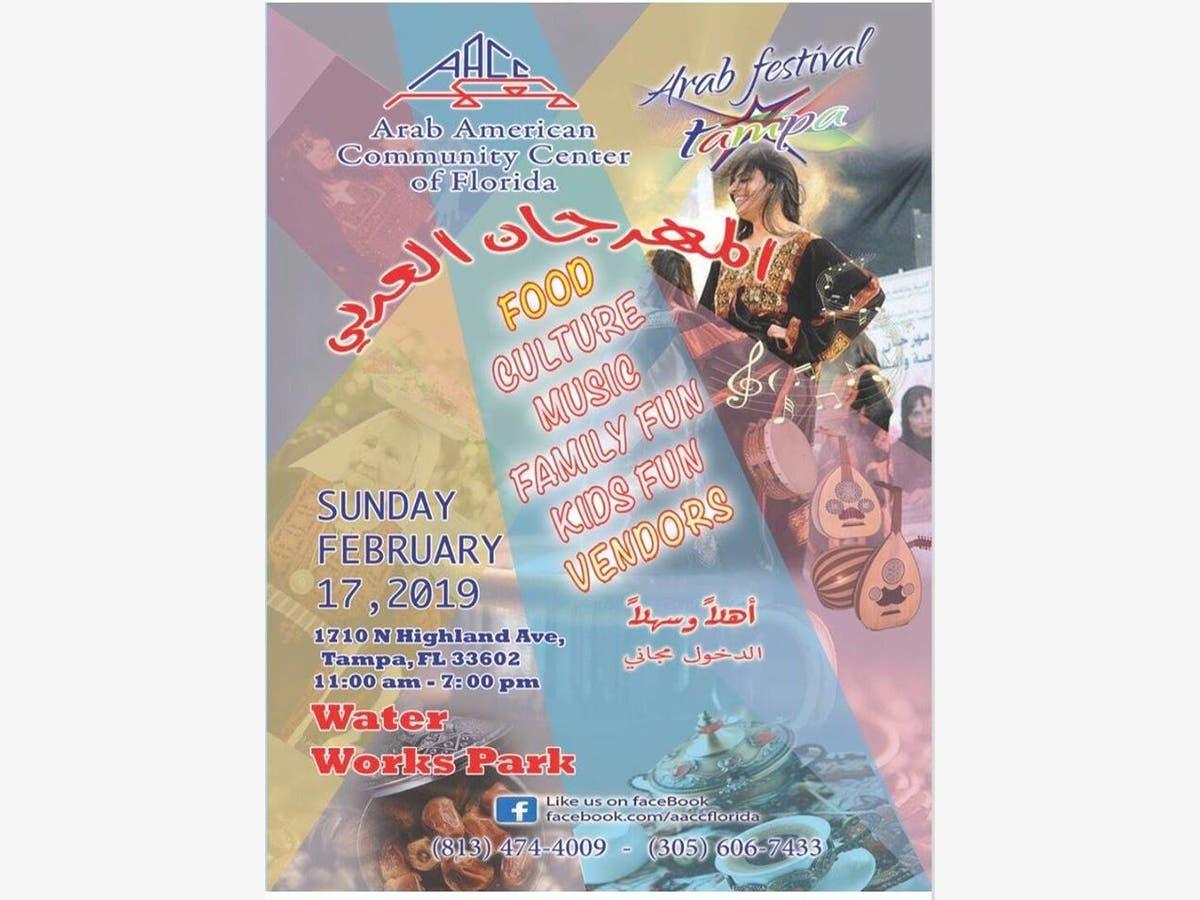 Arab American Cultural Festival | Carrollwood, FL Patch