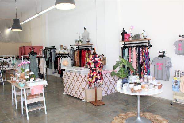 Roam E Boutique Curating The L A Easy Lifestyle In Montrose Montrose Ca Patch