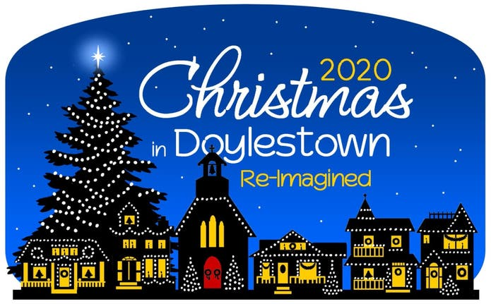 Christmas In Doylestown House Tour 2020 Nov 16 | Registration Deadline for Drive By 'House Tour