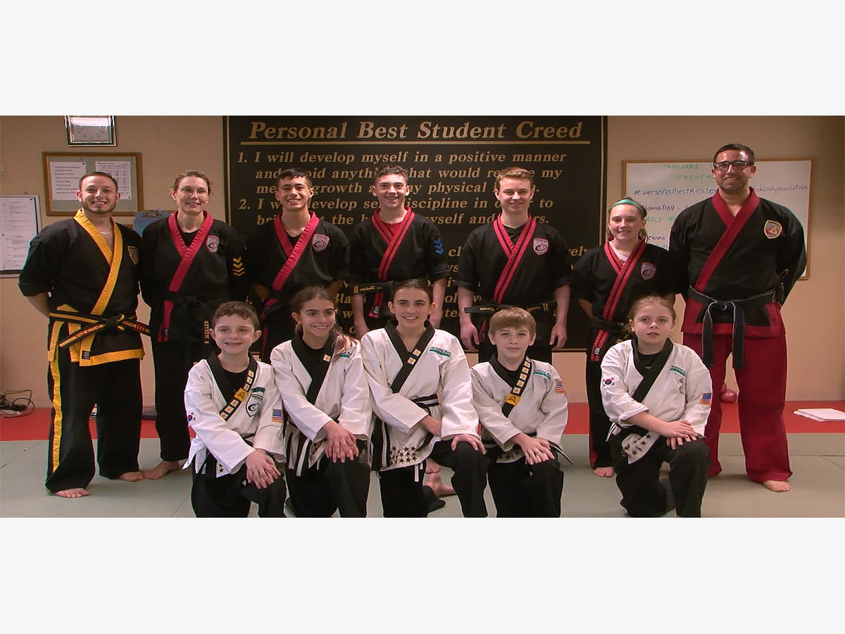 Martial Arts Show Features Local And National Celebrities Norton