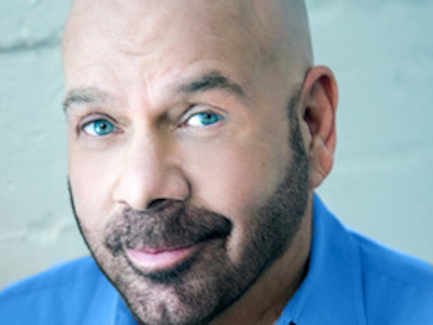 Actor/comedian Jason Stuart stars in the short film Hank