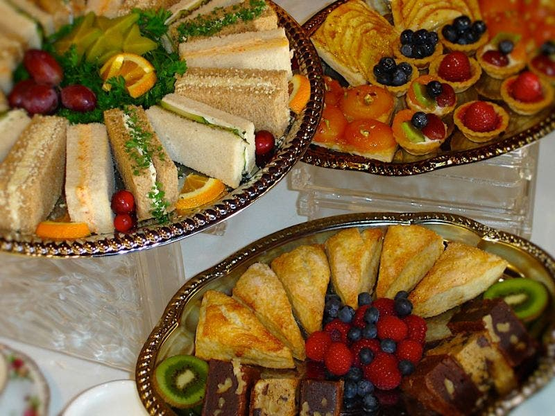 Royal Tea Service at Powel Crosley Estate Returns | Sarasota, FL Patch