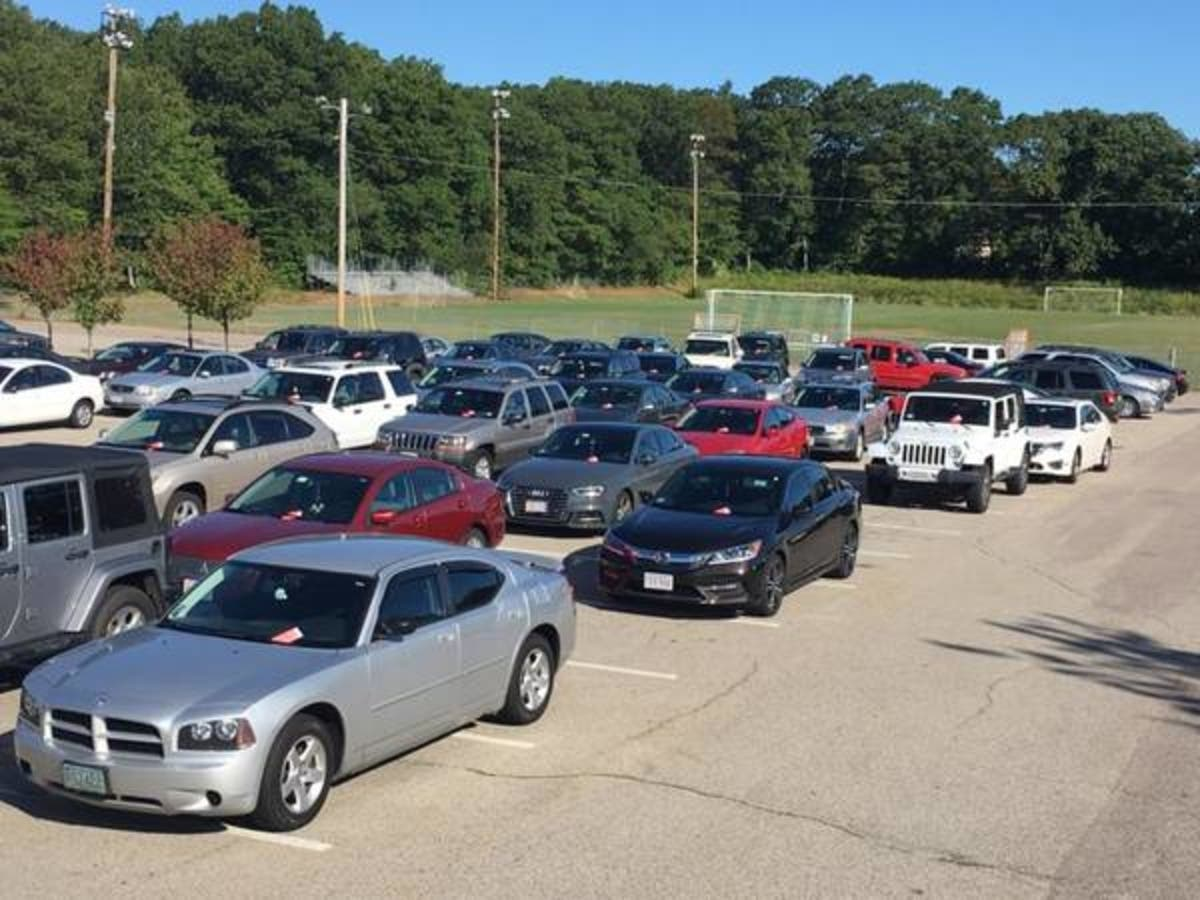 Braintree Students Ticketed For Parking Prank Can Void