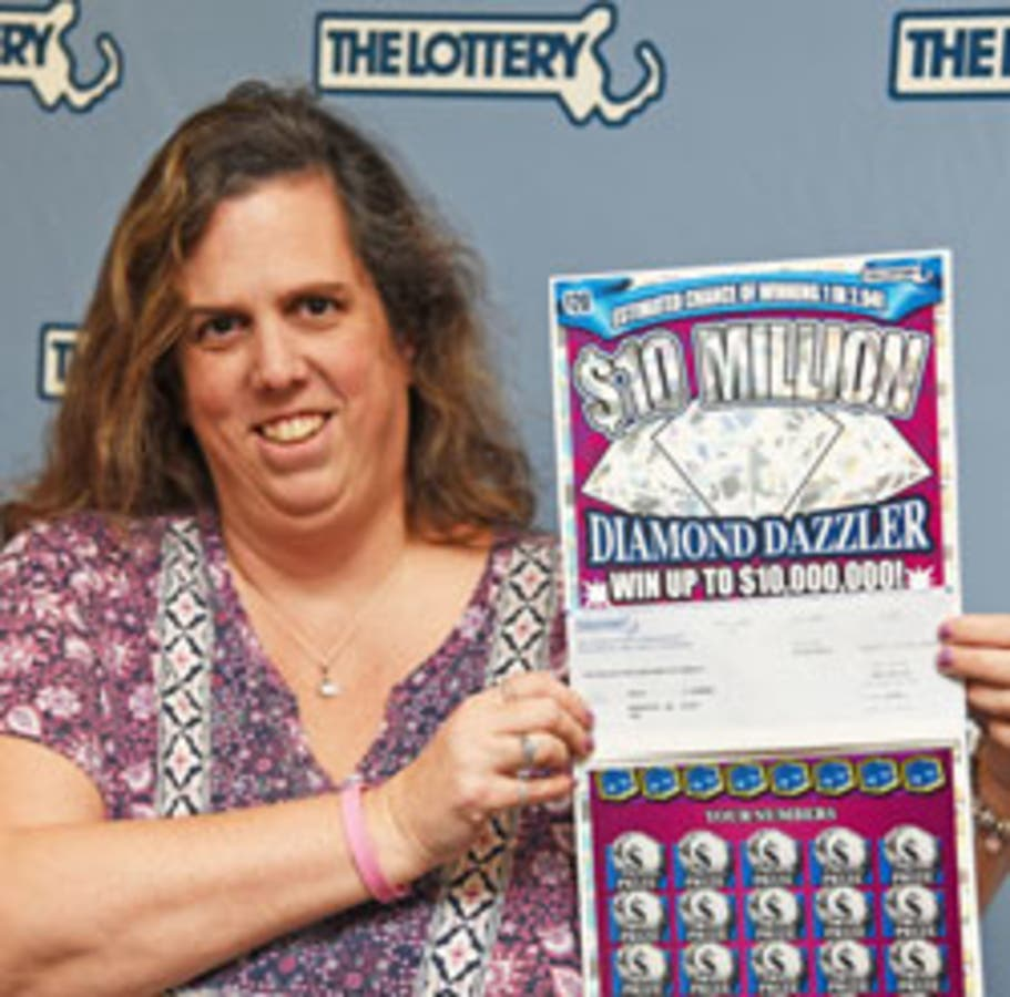 Weymouth Resident Is $1 Million Richer After Lottery Win | Weymouth