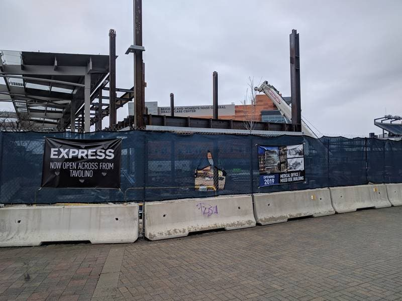 Dana-Farber Bringing Outpatient Center To Patriot Place