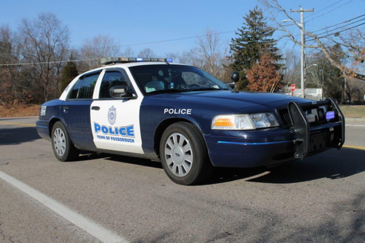 OUI, Larceny, And More: Foxborough Police Log | Foxborough, MA Patch