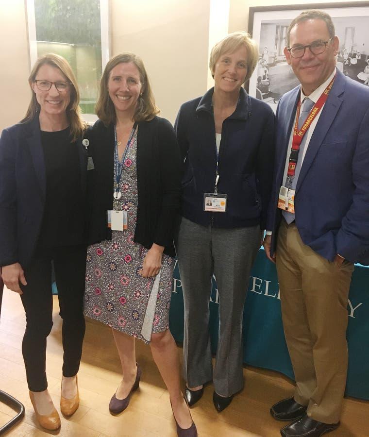 Health in Higher Education Forum at Newton-Wellesley Hospital