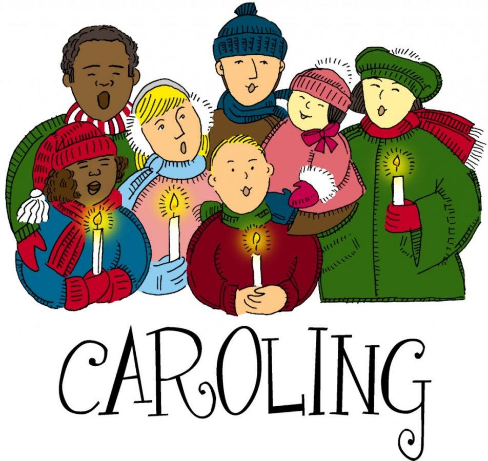 Christmas Caroling Images.Christmas Caroling For Pro Life Wyandotte Mi Patch