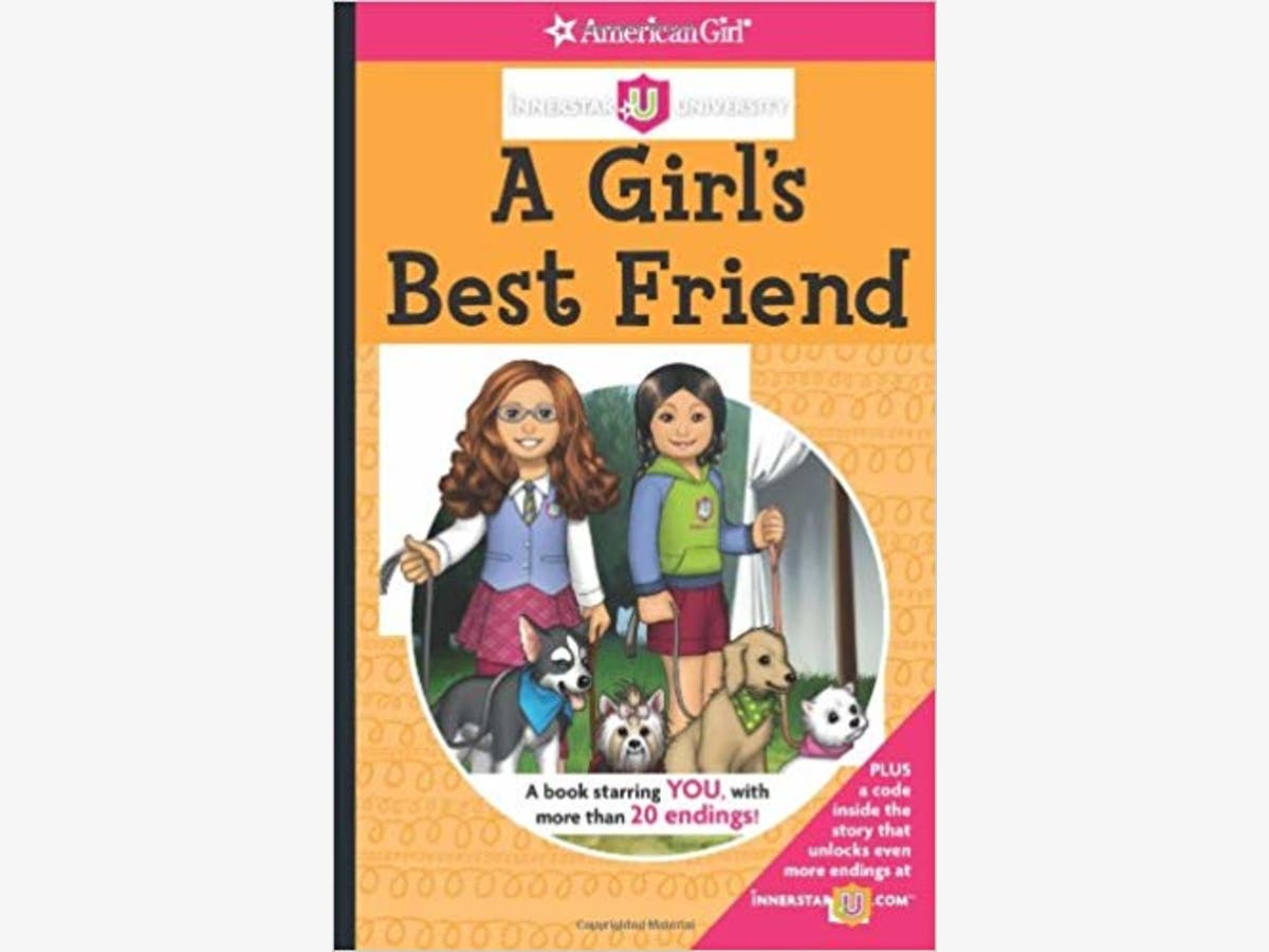 Book Review: A Girl's Best Friend (puppy, American Girl) | Columbia