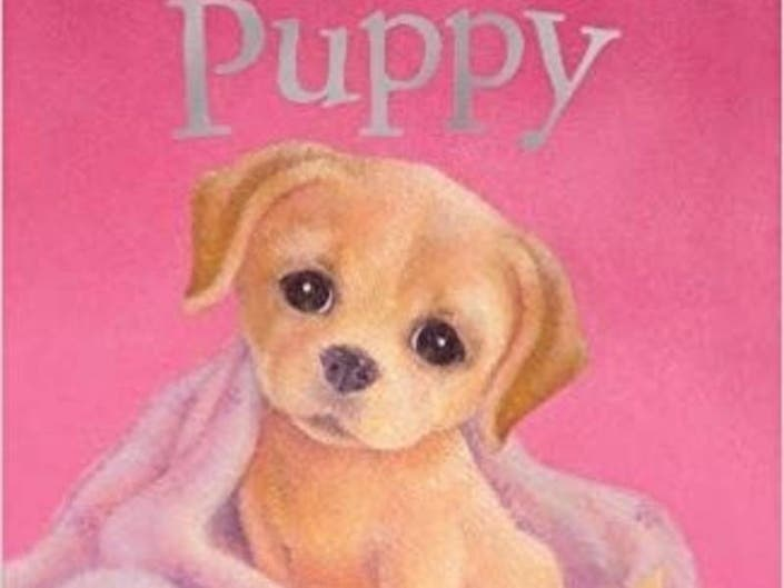 Book Review: Ellie, The Homesick Puppy (girl, new home, pup)