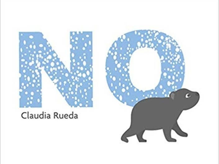 Book Review: No (little bear, mama bear)