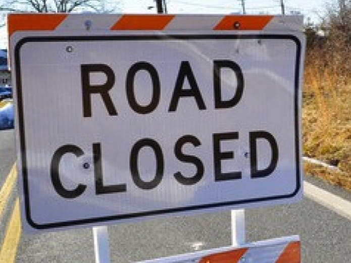 Water Main Break Collapses, Closes Portion Of Fog Plain Road - Waterford, CT Patch