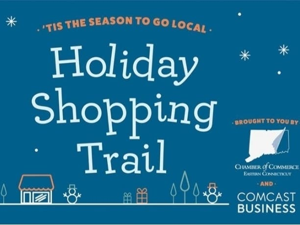 2020 Small Business Saturday.Holidays Shopping Trail Is A Win Win Shop Local Win Prizes