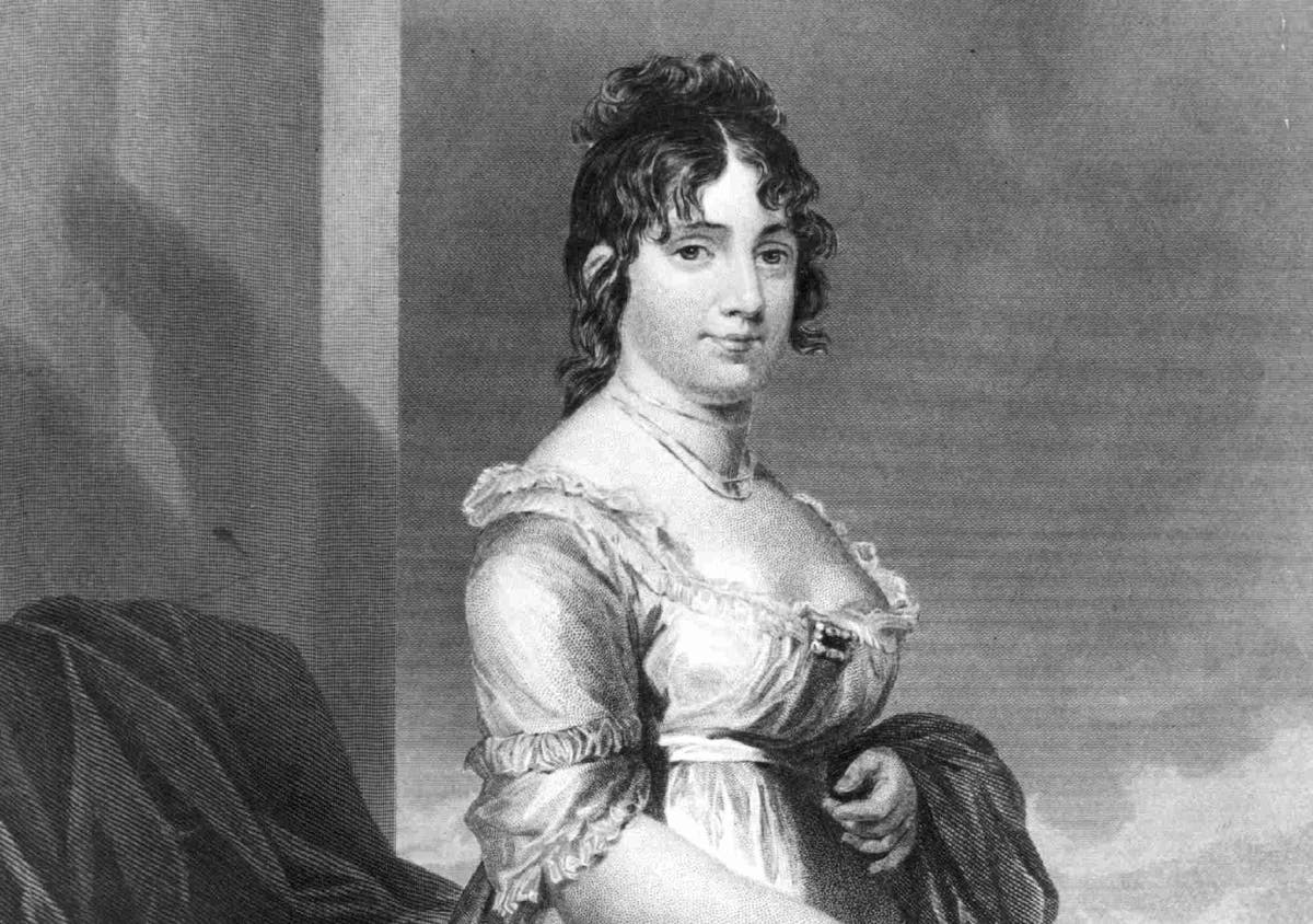 what did dolley madison do