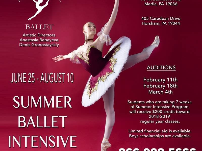 AIB In Media Holds Auditions for 2018 Summer Ballet Intensives