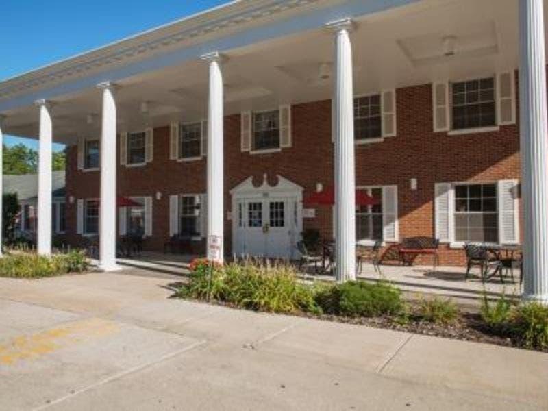 Presence maryhaven nursing and rehabilitation center receives