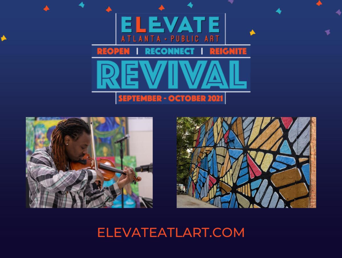 ELEVATE Art Festival Ignites Interest In Cultural Events In Sept | Atlanta, GA Patch