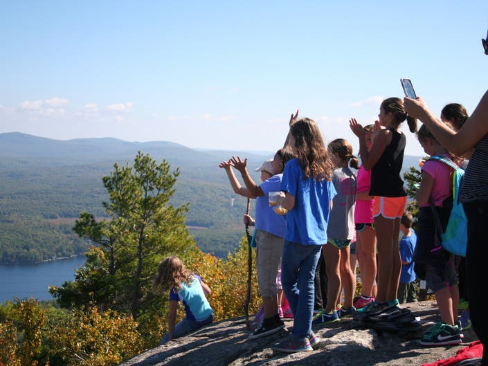 Mt. Major Selected as a 2019 Leave No Trace Hot Spot