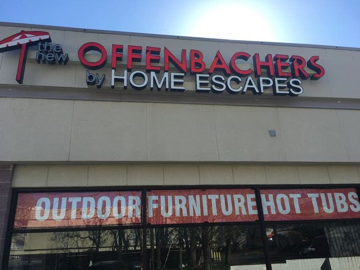 Home Escapes Brings The Offenbachers Brand Back To Life In Two Dc Area Locations