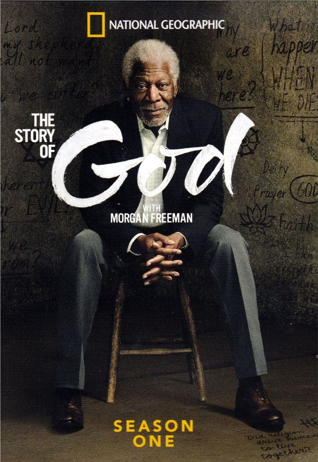 The Story Of God With Morgan Freeman Evokes Passion And Thought