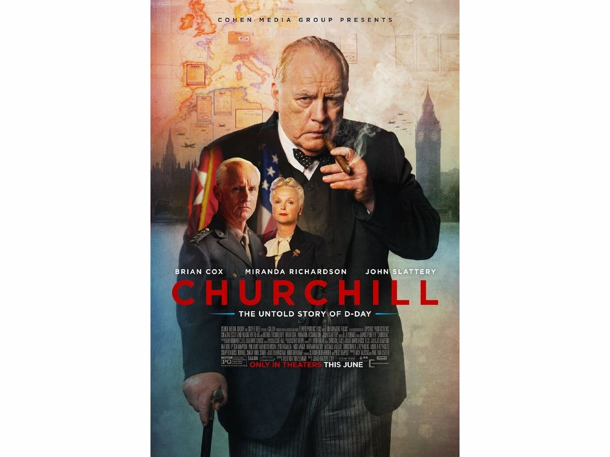 CHURCHILL: The Untold Story of D-Day is an Epic Telling