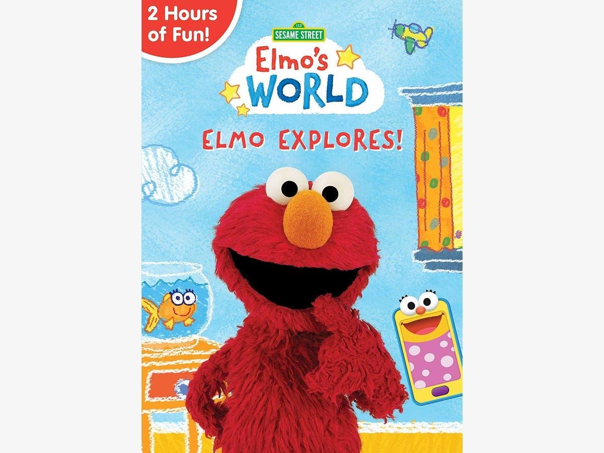Elmo S World Elmo Explores The Delightful World Of