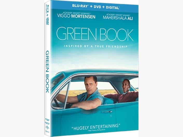 Oscar Winner GREEN BOOK on Digital- Coming to 4K Ultra HD Bluray