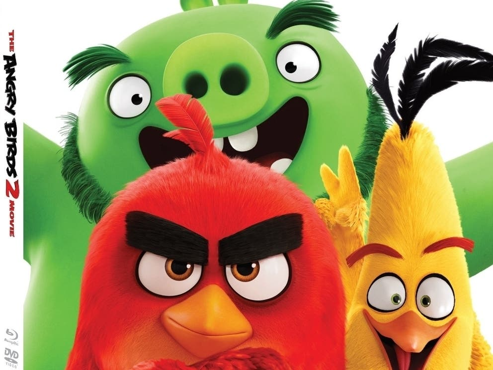 The Angry Birds 2 Brings More Giggles On Bluray Imperial Beach