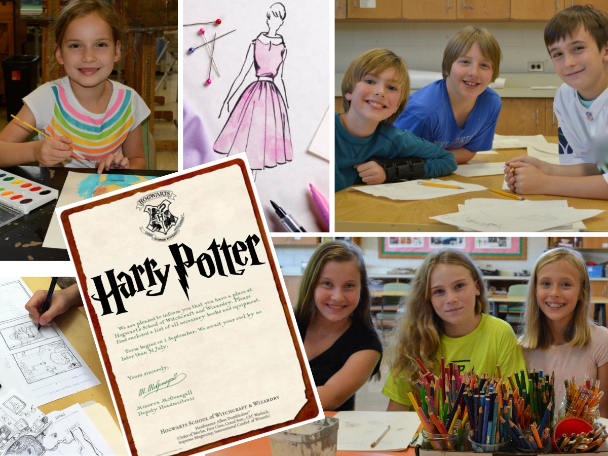 New Art Classes At Dac Scripts Of Harry Potter Fashion Design Stamford Ct Patch