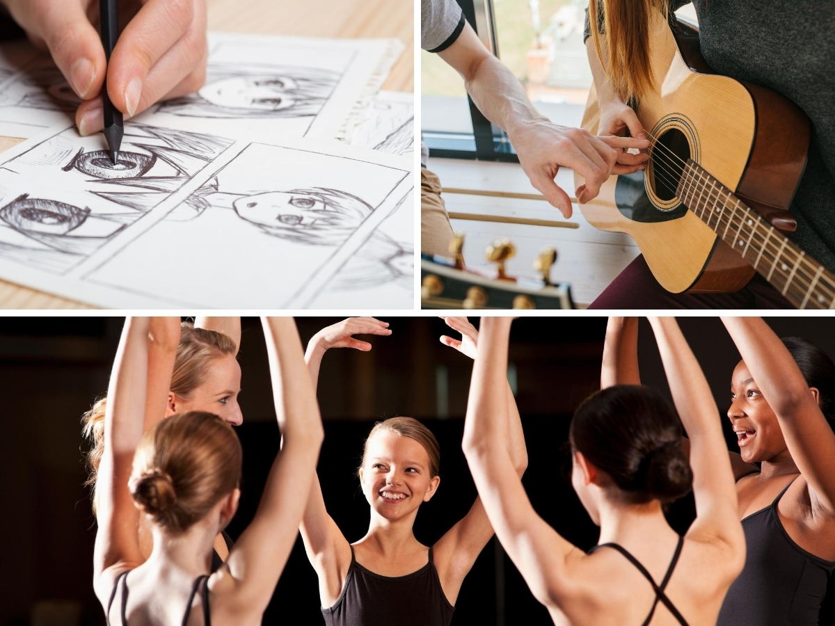 Sign up now for Dance, Martial Arts, Music & Art classes at DAC