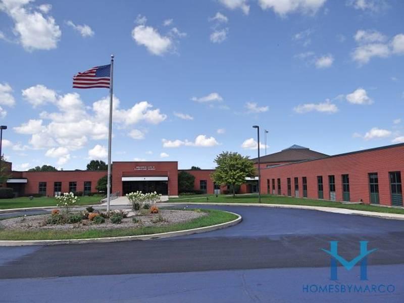 Walkers Grove Elementary School, Plainfield, Illinois - Mar. 2019