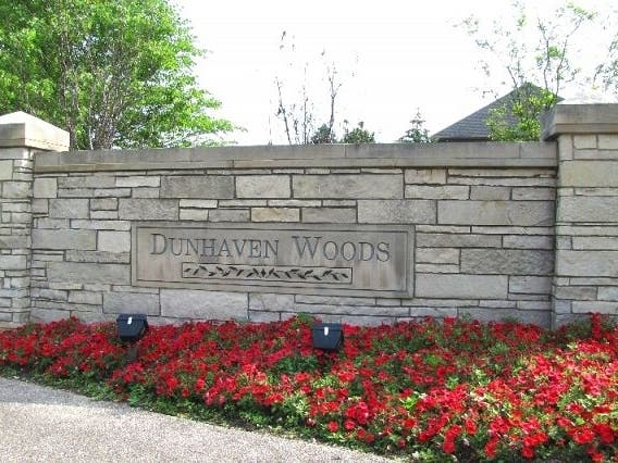 dunhaven woods  palatine  il