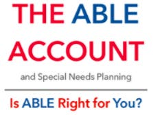 Using the ABLE Account: Case Study - For Representative Payees