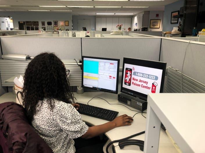 Coronavirus Hotline at NJ Poison Control Center