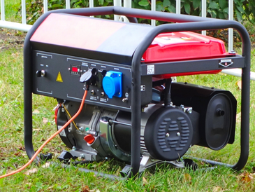 Generators should only be used outdoors and placed more than 20 feet away from any home or building.