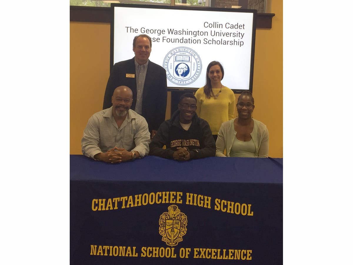 Hooch's Cadet Receives Posse Scholarship, Heading to George