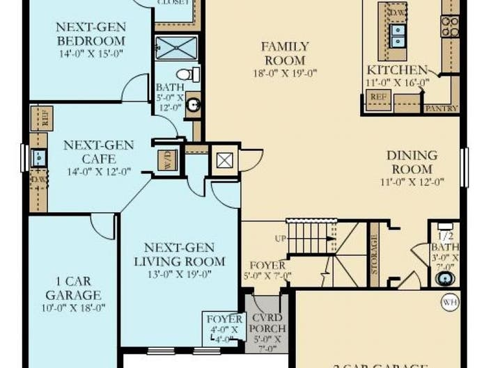Lennar Floor Plans 2018 Viewfloor Co