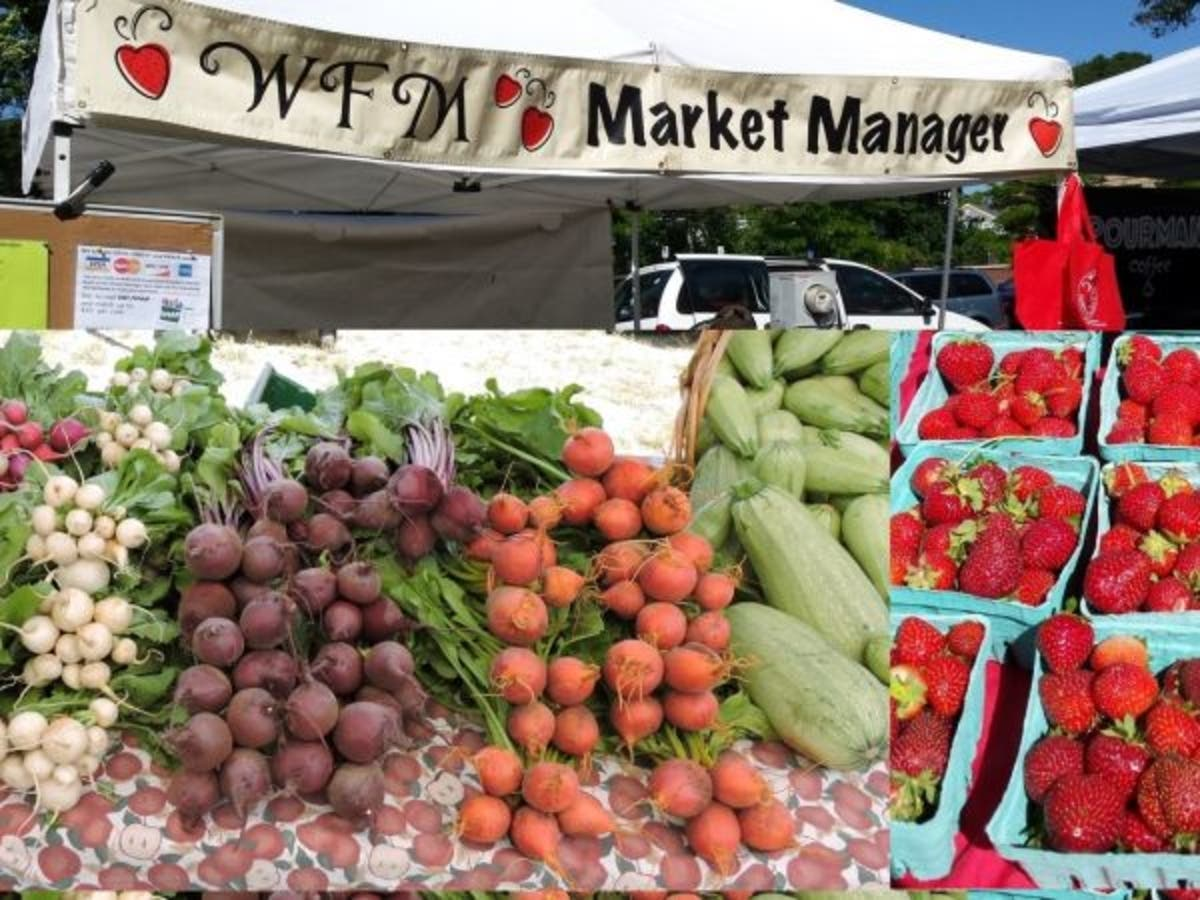 Wakefield Farmers Market: All the News for the July 7 Market Day