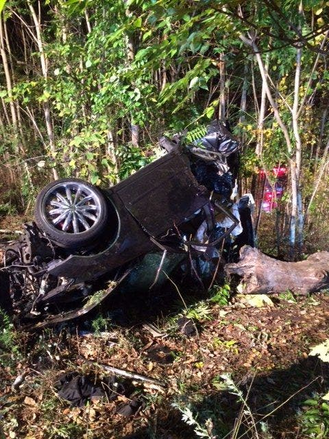 Nissan Fairfield Ct >> 2 Injured in Merritt Parkway Crash in Norwalk | Norwalk ...