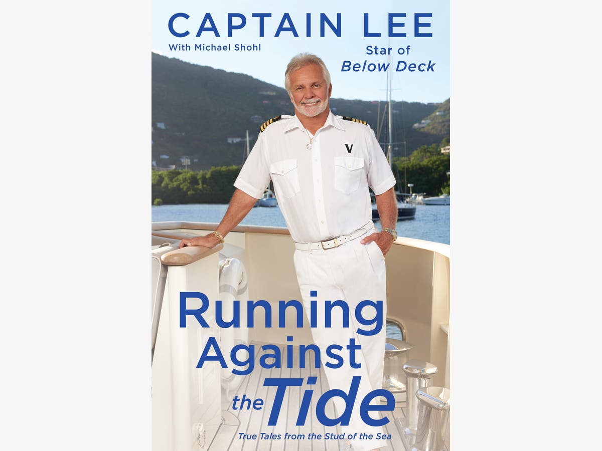 Capt  Lee Of 'Below Deck' To Sign Books At Mohegan Sun