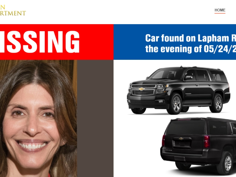 new canaan mom missing