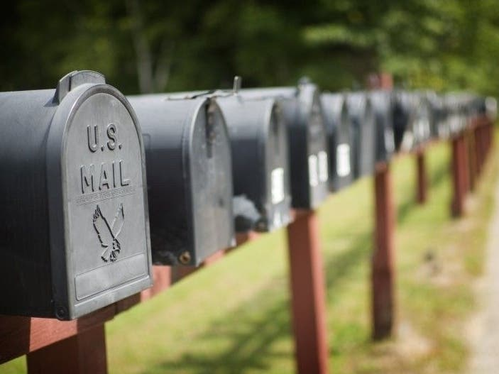 Thieves Steal 1 Vehicle, Break Into 40 New Canaan Mailboxes: PD