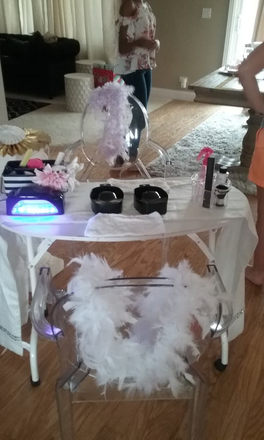 Fantastic Mobile Spa Parties For Kids Ages 4 16 Call Today 224 281 Pabps2019 Chair Design Images Pabps2019Com