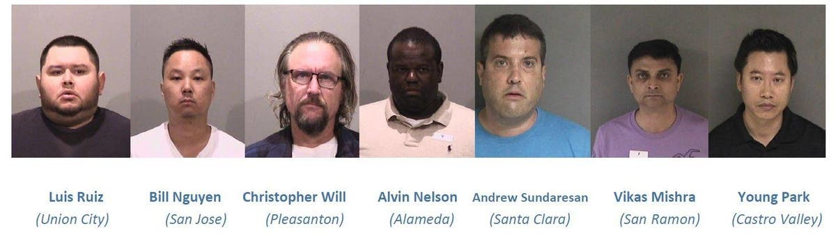 Sex With Child' Sting Operation, Newark Man Arrested