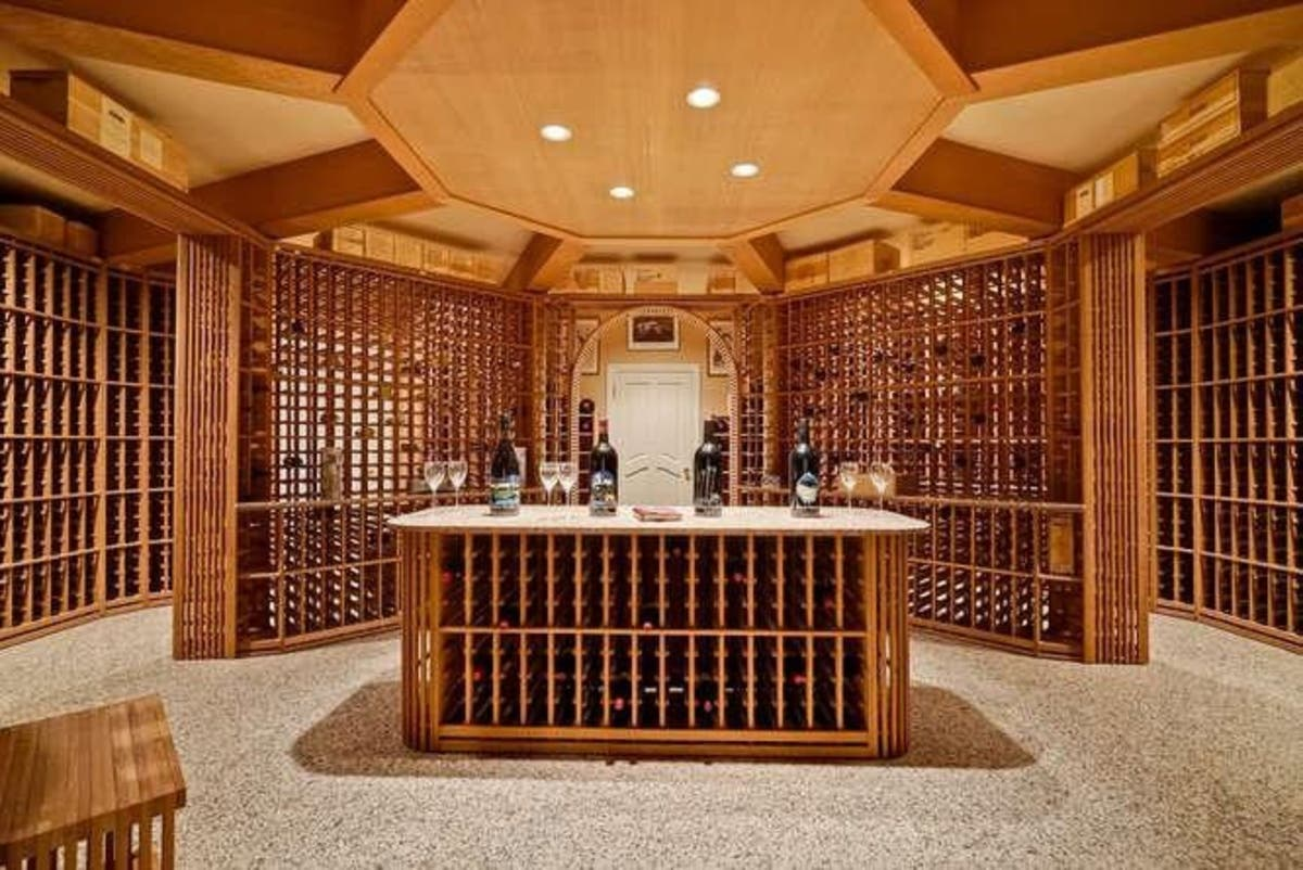 14 California Homes With Enviable Wine Cellars | Alameda, CA ...