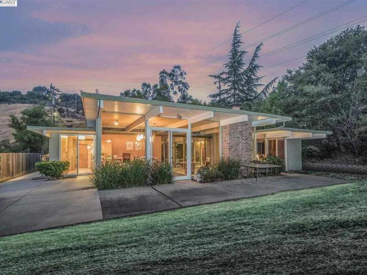 5 Eye Catching Mid Century Modern Homes Walnut Creek Ca Patch